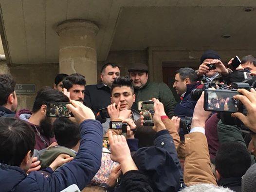 """Mehman Hüseynov: """"Başıma torba keçirdilər…"""""""