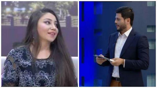 """""""Xəzər"""" TV-nin aparıcısından müğənni xanıma qarşı nalayiq ifadə – VİDEO"""