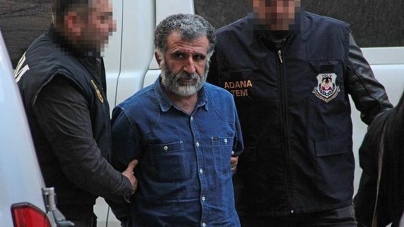 """PKK-ya böyük zərbə: """"Halo dayı"""" tutuldu"""