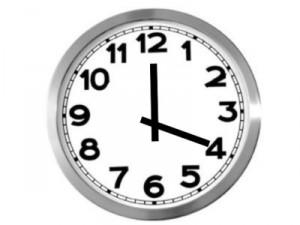 Avropada saatlar 1 saat irəli çəkilıb.