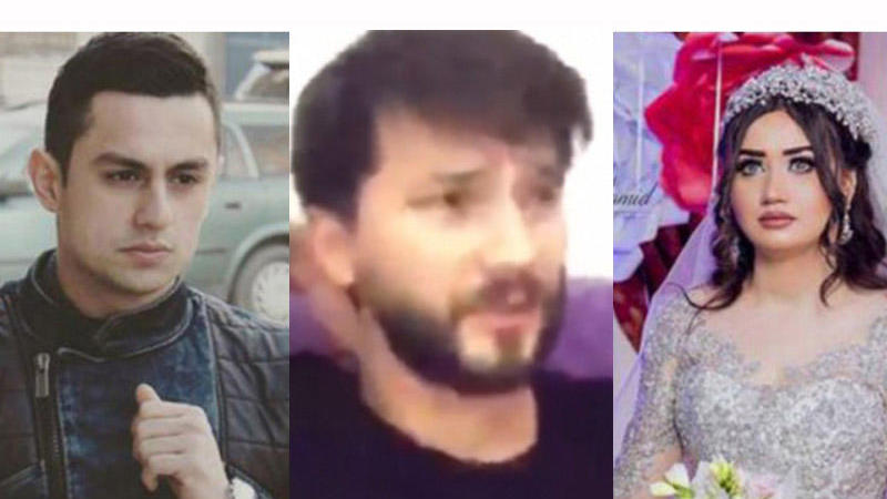 """Məmur qızı ilə evlənən KÜRƏKƏN danışdı: """"Sən bacının ərini döyüb, bacını…"""" – VİDEO"""