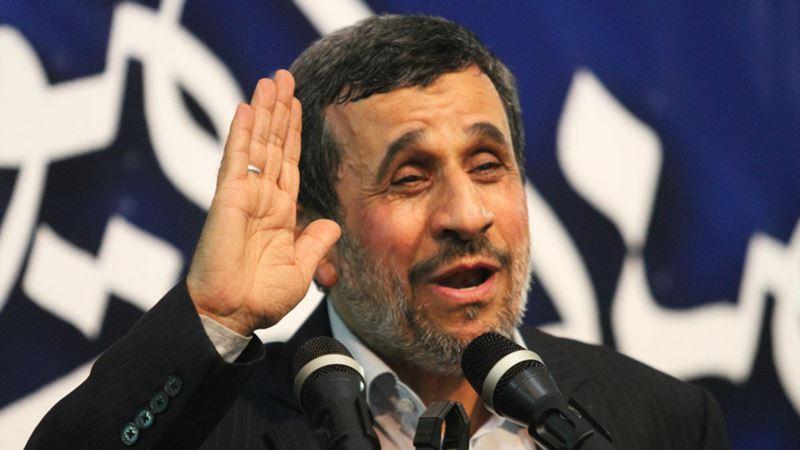 Ahmadinejad prezident seçkisinə buraxılmadı