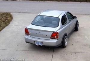 Avstraliyada 12 yaşlı uşaq 1300 kilometr avtomobil sürdü