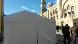 Azərbaycanda yas çadırlarının da icarəsi bahalaşıb