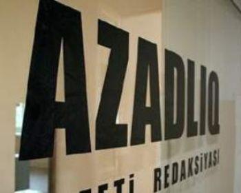 """""""Azadlıq""""ın iddiası təmin olunmadı"""
