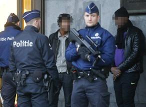 Belçikada terrorçuluqda şübhəli bilinən 5 nəfər saxlanılıb