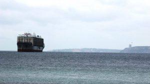 Cənubi Koreyanın yük gəmisi Atlantikdə yoxa çıxıb