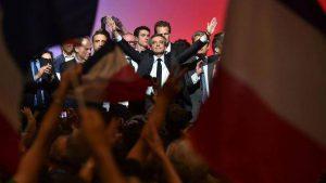 Fransa seçki kampaniyasında qalmaqallı hadisə