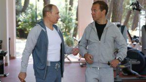 Putin və Medvedyev mal varlığını açıqladı!