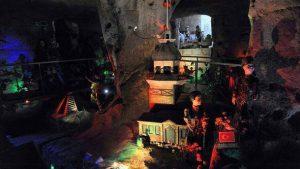 Qaziantep mağarasında oyun və oyuncaq muzeyi