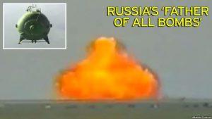 Rusların daha güclü bombası var