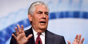 Tillerson İranı ABŞ üçün ciddi təhlükə adlandırıb