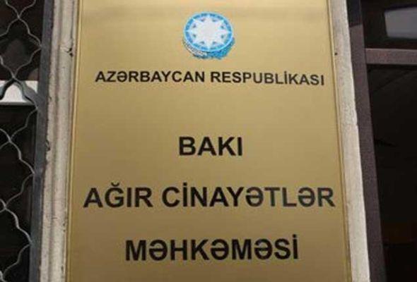 Dövlət ittihamçısı Baş Prokurorluq əməkdaşının qardaşına 8 il iş istədi