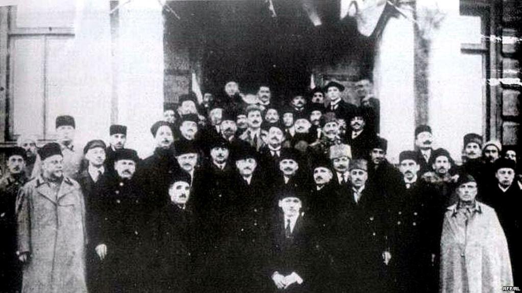 Azərbaycan Demokratik Respublikası