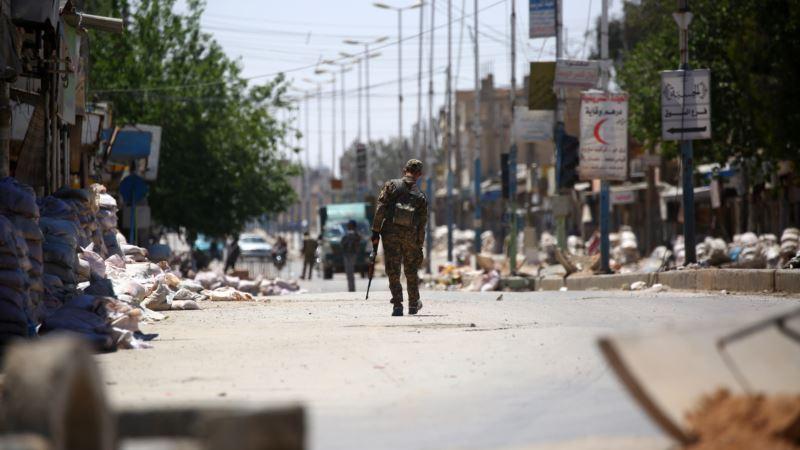 Suriya Demokratik qüvvələri Raqqaya yaxınlaşır