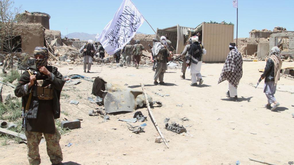 Taliban intiqam alacağını deyir
