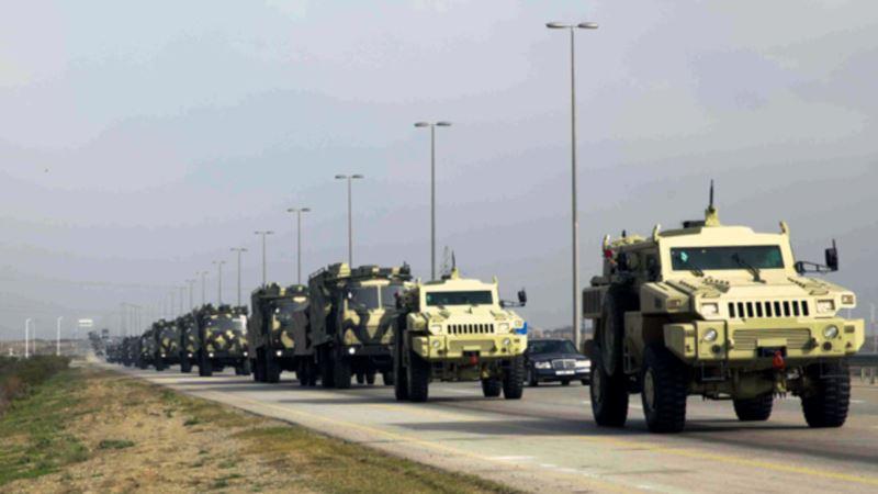 Azərbaycan-Türkiyə hərbi təlimləri davam edir