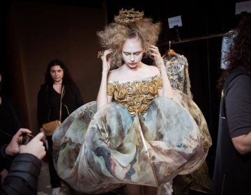 Marc Jacobs closes New York fashion week with glorious mess of ideas