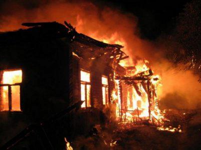 Lerikdə DƏHŞƏT: bir ailənin 3 üzvü diri-diri yandı