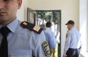 Vətəndaş polisin ondan 15 min istədiyini iddia edir