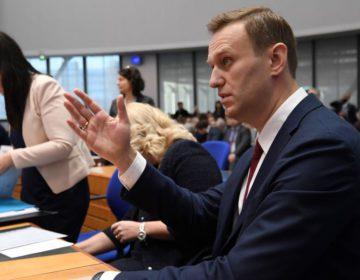 Navalny Avropa Məhkəməsində Rusiyanı ittiham edib