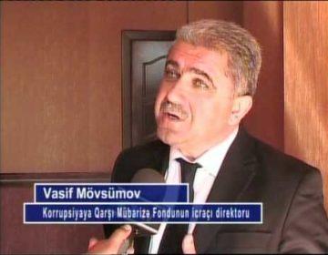Korrupsiyaya qarşı Mübarizə Fondunun təsisçisi həbs olnub