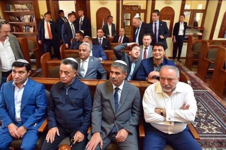 Azərbaycanlı nazirlərin yəhudi ayini: montaj, yoxsa reallıq?