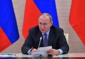 Putinə sui-qəsd planı: bir nəfər saxlanıldı