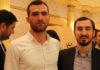 Taleh Bağırzadə və Abbas Hüseynov