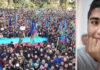 Mehman Hüseynov mitinq