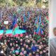 """""""Mehman Hüseynova azadlıq!"""" mitinqi baş tutdu – VİDEO"""