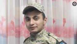 19 yaşlı hərbi qulluqçumuz həlak oldu