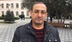 """Məmməd İbrahim: 'Mənə hörmət edib bıçağı…"""""""
