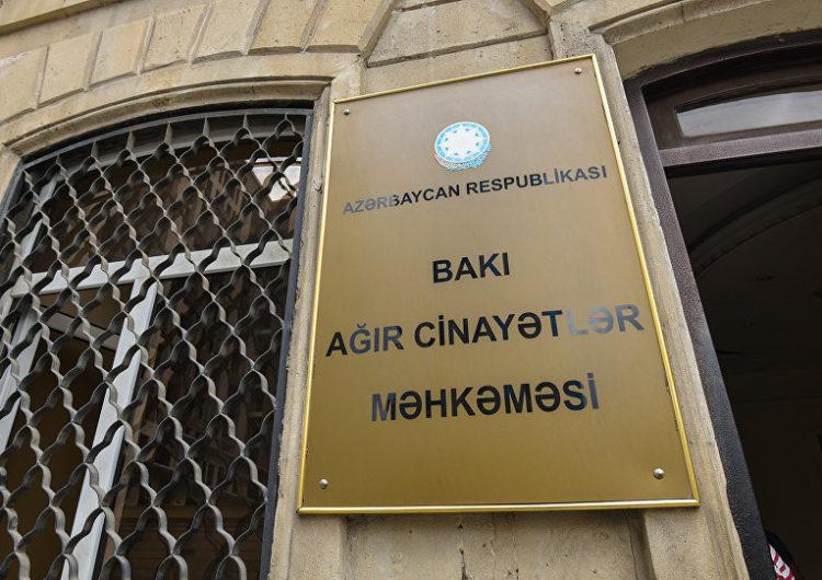 Azərbaycanda polis rəisinin müavini işgəncə verdiyinə görə mühakimə edilir
