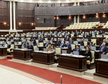 Parlamentin deputatları üçün aylıq ödənilən vəsait 7000-dək artırılıb