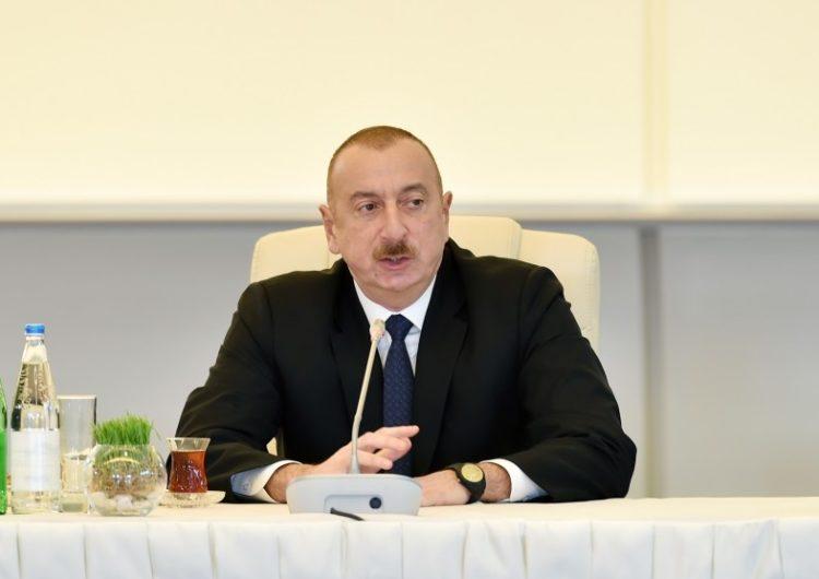 """İlham Əliyev: """"Məhkəmə-hüquq sahəsində islahatlara ehtiyac var"""""""